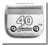 OSTER SIZE 40 FULL TOOTH 0.1mm