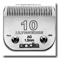 ANDIS SIZE 10 FULL TOOTH 1.6mm