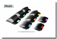 WAHL STAINLESS STEEL GUIDE COMBS